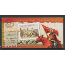 France - Self-adhesive - 2012 - Nb C714 - Castles