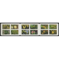 France - Self-adhesive - 2012 - Nb BC686 - Fruits