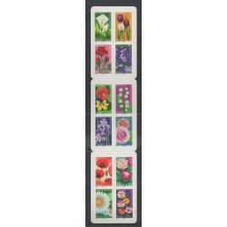 France - Self-adhesive - 2012 - Nb BC662 - Flowers