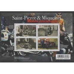 Saint-Pierre and Miquelon - 2017 - Nb F1185 - Motorcycles