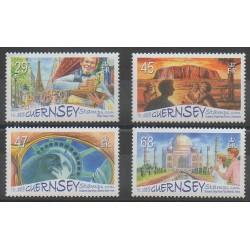 Guernesey - 2006 - No 1101/1104 - Tourisme
