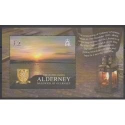 Aurigny (Alderney) - 2006 - Nb BF17 - Second World War