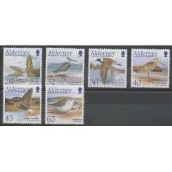 Aurigny (Alderney) - 2005 - No 260/265 - Oiseaux