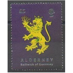 Aurigny (Alderney) - 2008 - Nb 339 - Coats of arms