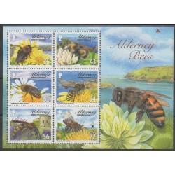 Aurigny (Alderney) - 2009 - No BF23 - Insectes