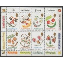 Guernesey - 1995 - No 671/678 - Tourisme