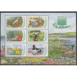 Guernsey - 2006 - Nb BF60 - Sea animals