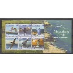 Aurigny (Alderney) - 2003 - No BF14 - Oiseaux