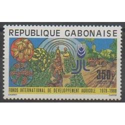 Gabon - 1988 - Nb 648
