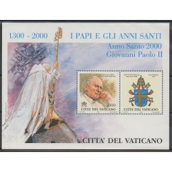 Vatican - 2000 - Nb BF22 - Pope