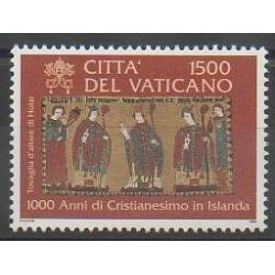 Vatican - 2000 - No 1195 - Religion