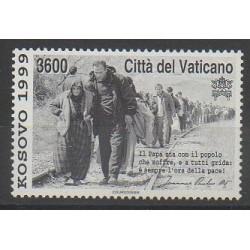 Vatican - 1999 - No 1141 - Histoire