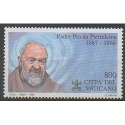 Vatican - 1999 - No 1137 - Religion