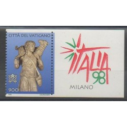 Vatican - 1998 - No 1119 - Art