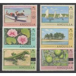 Anguilla - 1978 - No 286/291