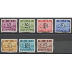 Guernsey - 1969 - Nb T1/T7