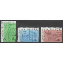 Netherlands - 1989 - Nb 1331/1333 - Boats