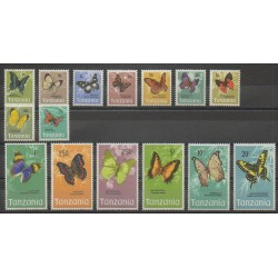 Tanzanie - 1973 - No 33/47 - Insectes