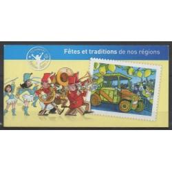France - Autoadhésifs - 2011 - No BC578 - Folklore
