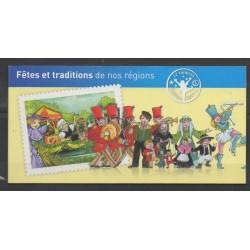 France - Autoadhésifs - 2011 - No BC566 - Folklore