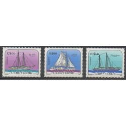 Cap-Vert - 1987 - No 514/516 - Navigation