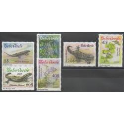 Cap-Vert - 2009 - No 909/914 - Reptiles