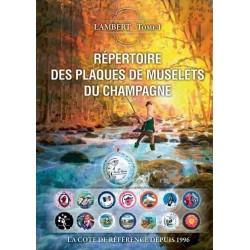 Répertoire des plaques de muselets de champagne - Tome 1 (2018)
