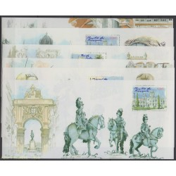 France - Souvenir Sheets - 2009 - Nb BS 38 / BS 43 - Sites
