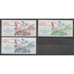 Cap-Vert - 1989 - No 545/547 - Révolution Française