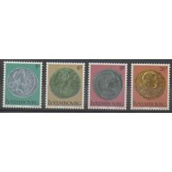 Luxembourg - 1979 - No 931/934 - Monnaies, billets ou médailles
