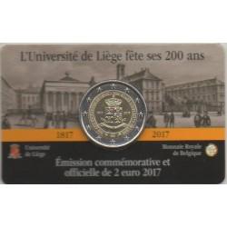 Belgique - 2017 - 200 ans de l'Université de Liège