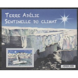 French Southern and Antarctic Lands - Blocks and sheets - 2015 - Nb F753 - Sea animals - Mamals