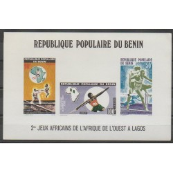 Benin - 1977 - Nb BF24 ND - Various sports