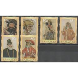 Bahamas - 2003 - No 1127/1132 - Navigation
