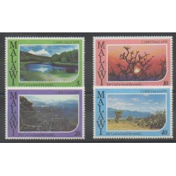 Malawi - 1979 - No 342/345 - Noël