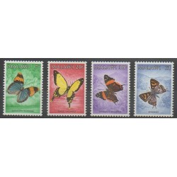 Malawi - 1984 - No 436/439 - Insectes