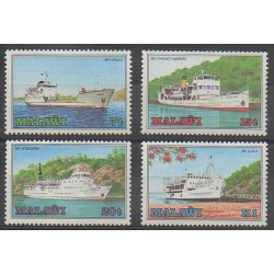 Malawi - 1985 - No 453/456 - Navigation