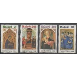 Malawi - 1984 - Nb 440/443 - Christmas