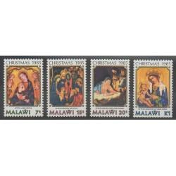 Malawi - 1985 - No 461/464 - Noël