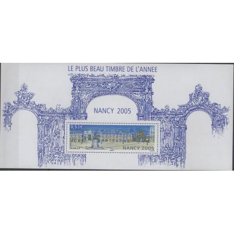 France - Bloc souvenir - 2006 - No BS 14 - Sites