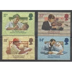 Great Britain - 1984 - Nb 1146/1149