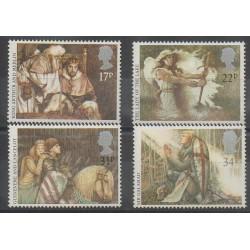 Great Britain - 1985 - Nb 1190/1193 - Literature