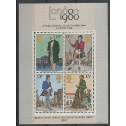 Great Britain - 1979 - Nb BF2 - Philately
