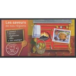 France - Autoadhésifs - 2010 - No BC443 - Gastronomie