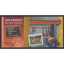 France - Autoadhésifs - 2010 - No BC431 - Gastronomie