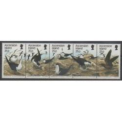 Ascension - 1988 - No 464/468 - Oiseaux