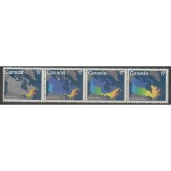Canada - 1981 - Nb 769/772