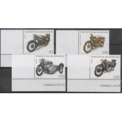Liechtenstein - 2016 - No 1764/1767 - Motos