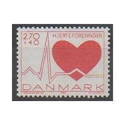 Danemark - 1984 - No 814 - Santé ou Croix-Rouge