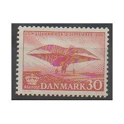 Denmark - 1956 - Nb 371 - Transport